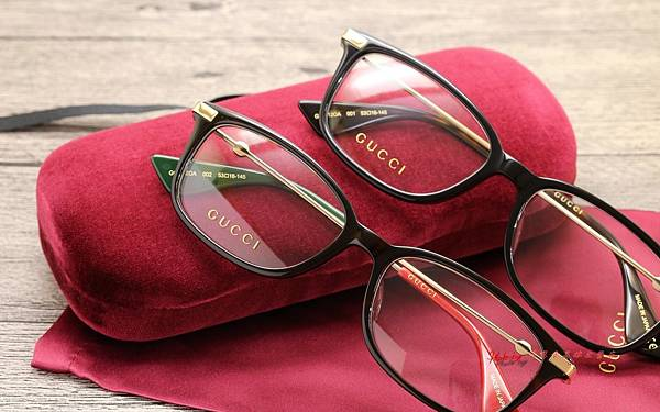 GUCCI Eyewear GG0112OA 光學眼鏡 高雄得恩堂左營店