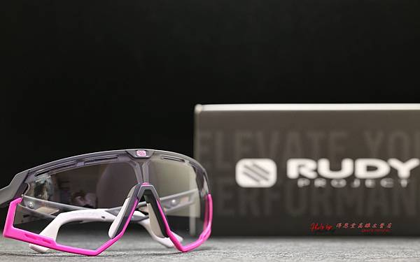 Rudy Project DEFENDER ImpactX Photochromic 2Black 變色運動型太陽眼鏡