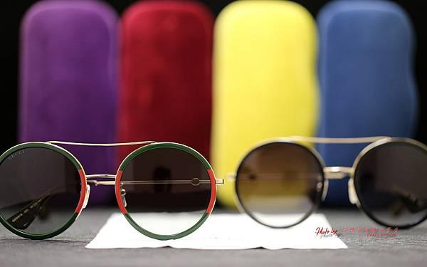 GUCCI Sunglass GG0061S 太陽眼鏡 高雄得恩堂左營店