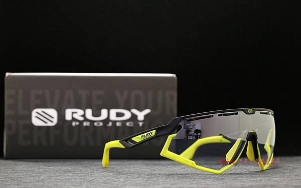 Rudy Project DEFENDER ImpactX Photochromic 2 LASER BLACK 變色運動型太陽眼鏡 高雄得恩堂左營店 專業銷售店