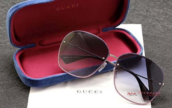 GUCCI Sunglass GG0228S 太陽眼鏡 高雄得恩堂左營店
