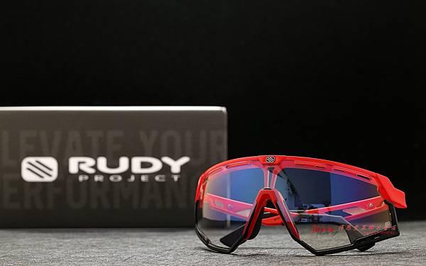 Rudy Project DEFENDER ImpactX Photochromic 2 LASER RED 變色運動型太陽眼鏡 高雄得恩堂左營店 專業銷售店