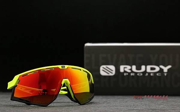 Rudy Project DEFENDER MULTILASER ORANGE 運動太陽眼鏡 高雄得恩堂左營店 專業銷售店