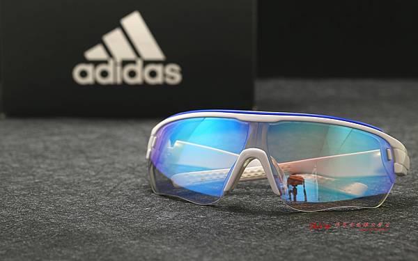 adidas eyewear Zonyk Aero PRO &『超視野』SPORT多焦點變色近視藍鍍膜運動鏡片 高雄得恩堂左營店 專業銷售店