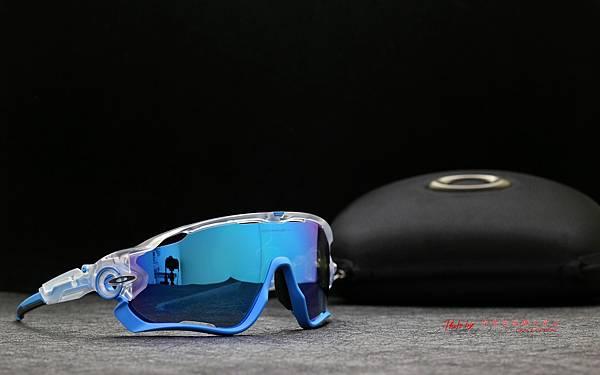 OAKLEY JAWBREAKER Crystal Pop Prizm Sapphire OO9290-4031 高雄得恩堂左營店 專業銷售店