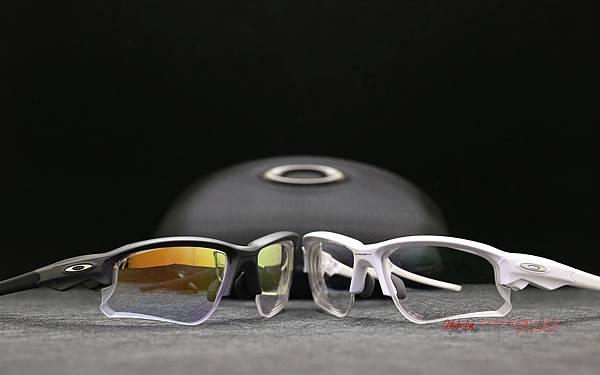 OAKLEY FLAK DRAFT & 客製化SPORT全視線視無限變色近視有度數運動鏡片