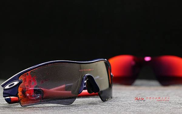 OAKLEY RADAR PATH TEAM USA 鏡片重製實錄