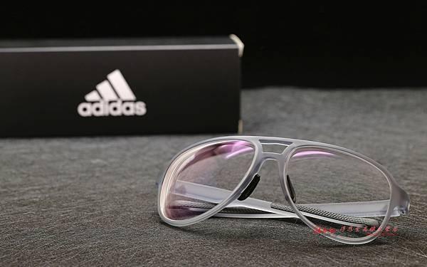 adidas eyewear Pacyr 愛迪達飛行員眼鏡 & 客製化SPORT運動鏡片