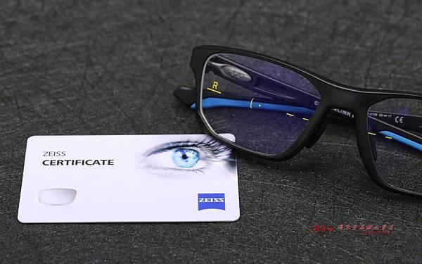 OAKLEY CROSSLINK FIT OX8142 光學眼鏡 & ZEISS DriveSafe 蔡司駕車專用鏡片 高雄得恩堂左營店 專業銷售店