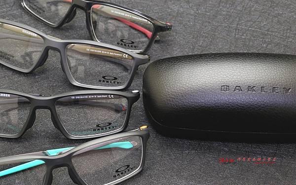 Oakley Chamber titanium OX8138 光學眼鏡 高雄得恩堂左營店 專業銷售店