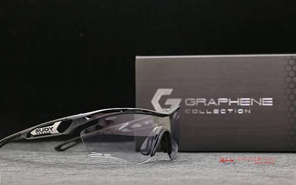 Rudy Project Tralyx GRAPHENE Impactx2 blacker 石墨烯變色款運動型太陽眼鏡