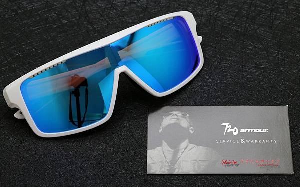 720armour Alpha B395 CRX近視運動光學彩色Revo太陽眼鏡 高雄得恩堂左營店 專業旗艦店