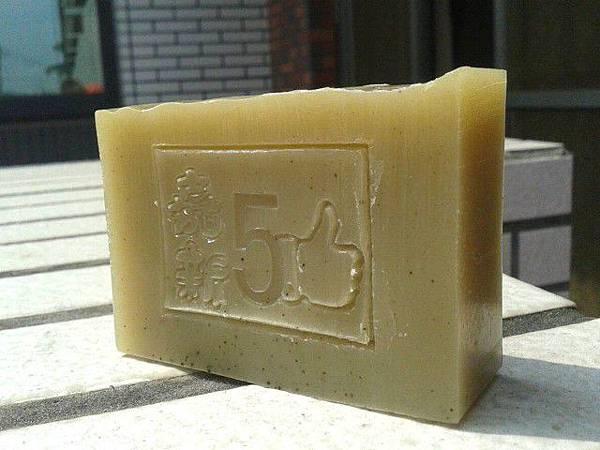 #434 艾草茶樹精油皂