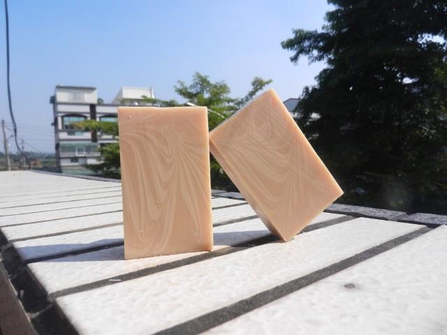 #437橄欖乳木母乳皂