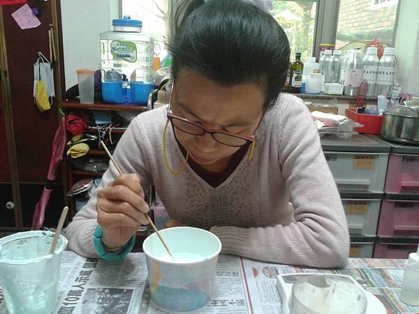 20131212 朴子廖小姐翻模教學