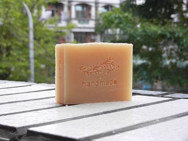 #445薑汁蠶絲順髮皂