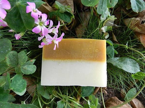 447-20140421-涼夏陽光仙草雙層皂