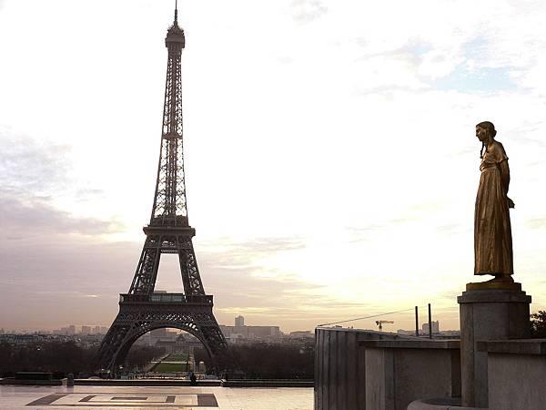 艾菲爾鐵塔Eiffel tower