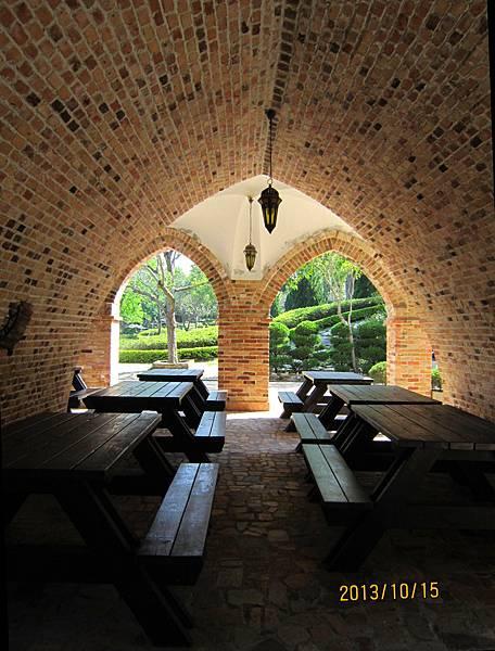 台中新社古堡莊園-酒莊