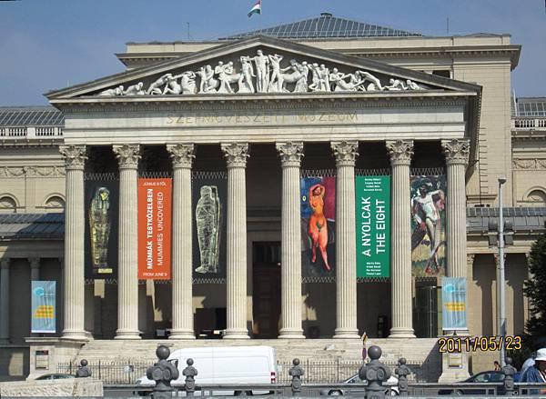 匈牙利-國家美術博物館