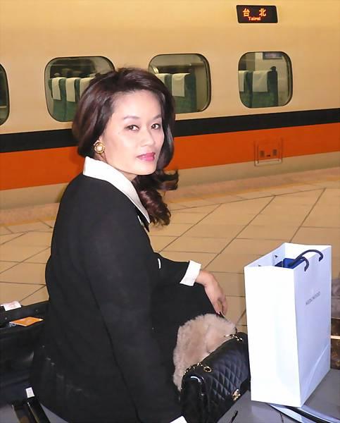 2008.01.23 高鐵站