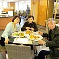 與爸媽共度除夕午餐 2011.01.31