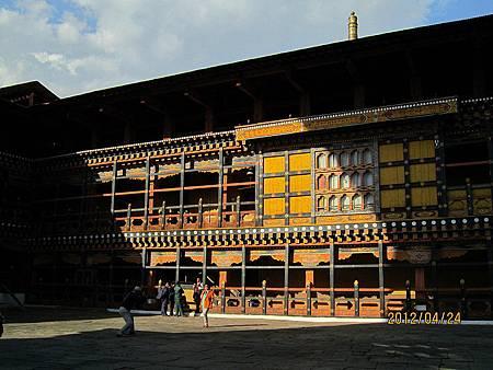 不丹之旅「帕羅宗&塔宗國家博物館」