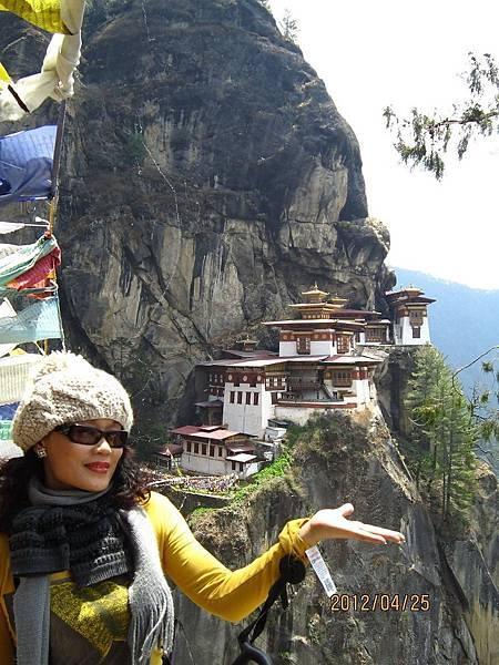 不丹之旅【帕羅-虎穴寺】