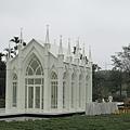 嘉義山門-水晶教堂一隅
