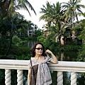 飯店庭園景觀