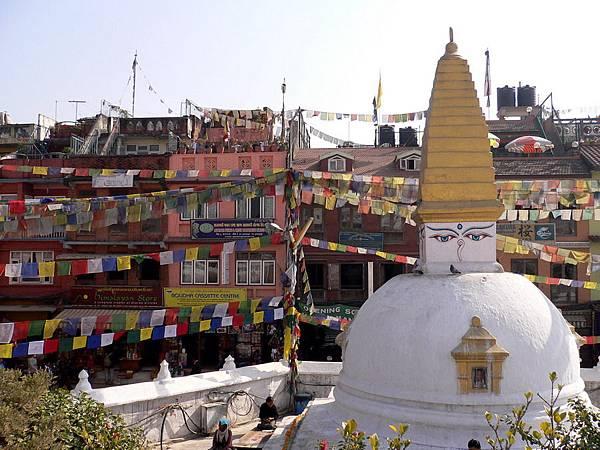 尼泊爾之旅 053-博那佛塔