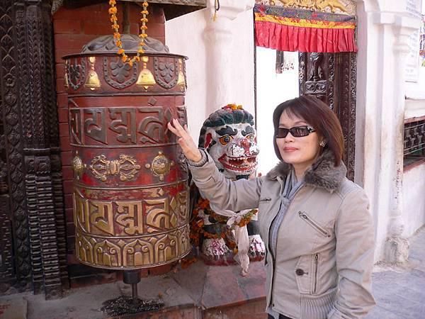 尼泊爾之旅 038-博那佛塔