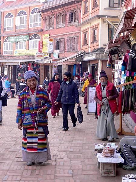 尼泊爾之旅 072-博那佛塔