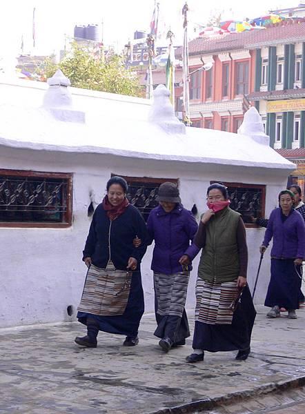 尼泊爾之旅 030-博那佛塔