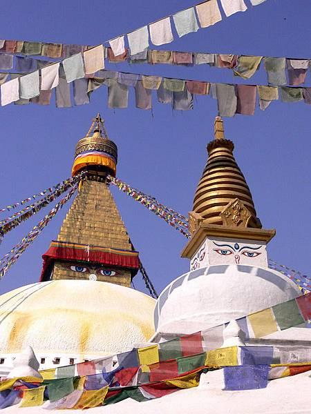 崩塌的神像 - 博那佛塔&帕蘇帕提那寺
