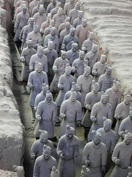 陝西省.西安市-秦始皇兵馬俑博物館(首先開放一號坑於1979年10月1日)39-9.jpg