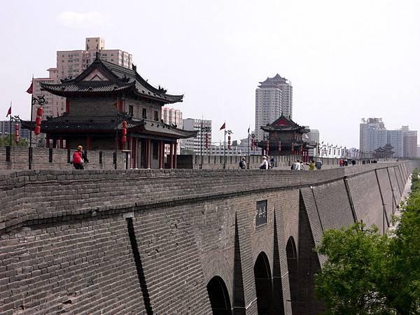 陝西省.西安市-長樂門及城牆(中國現存最完整的一座古代城垣建築.有600多年歷史)42-15.jpg