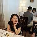 20160623 和Allen及家人在高盧餐廳聚餐
