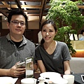 漢來巨蛋翠園餐廳-甥女夫婦 20161007
