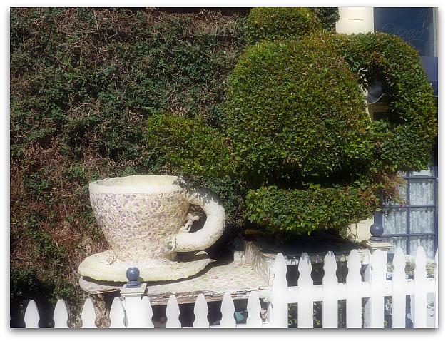 Glendora tea house