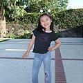 self pose