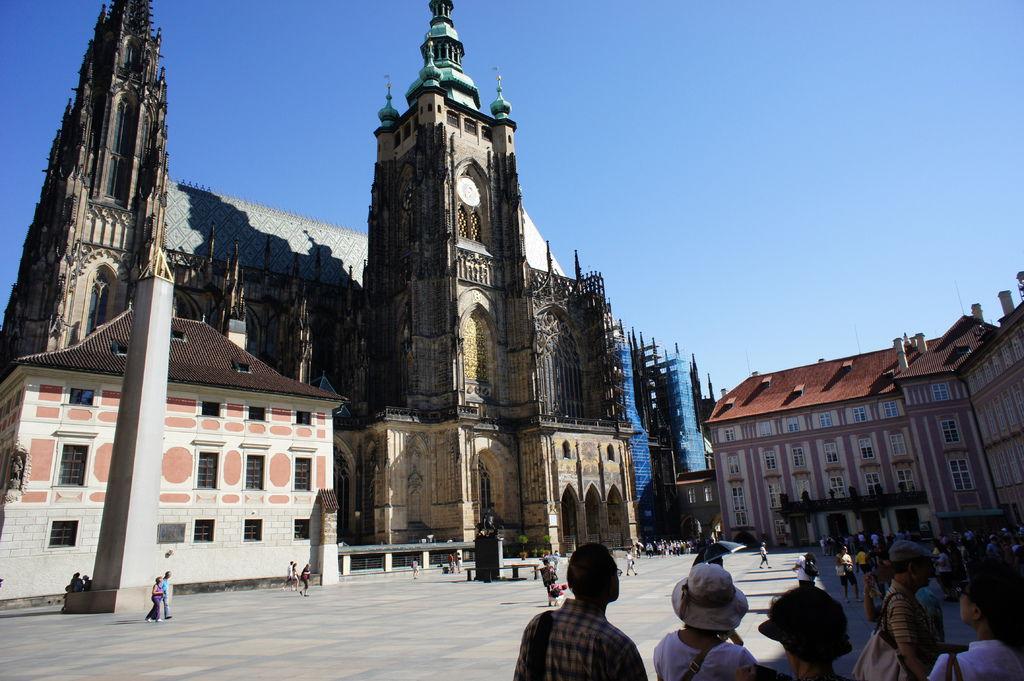 布拉格聖維特大教堂