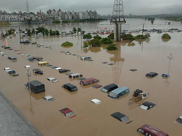 0612水淹蘆洲