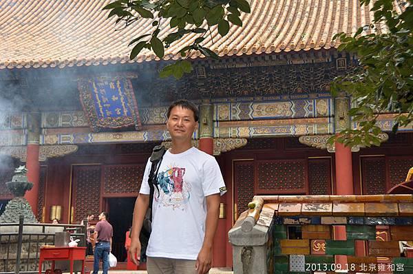 北京-雍和宮