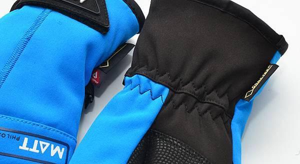 雪地登山騎士專享防水透氣保暖手套 AR69