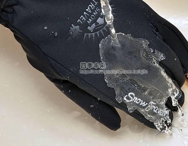 薄型觸控防潑水保暖手套AR71