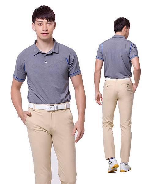 四季丰采 COOLUV 男款高爾夫POLO冰涼衣短袖-2.jpg