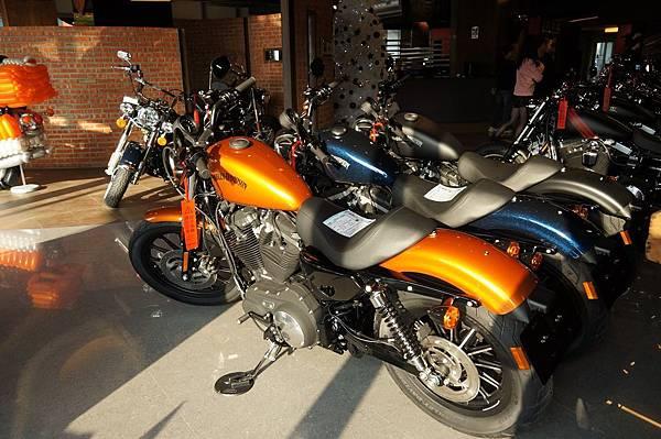 Harley-Davidson哈雷機車