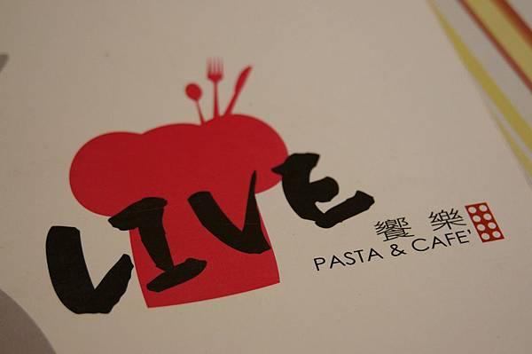 """台北美食推薦-東區藝人常去的店""""Live饗樂Pasta&Cafe"""""""