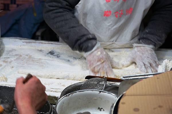 """宜蘭美食推薦-東門夜市百年老店""""嘟好燒"""""""